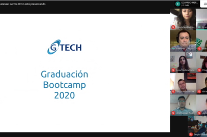 Graduación Virtual BootCamp 2020